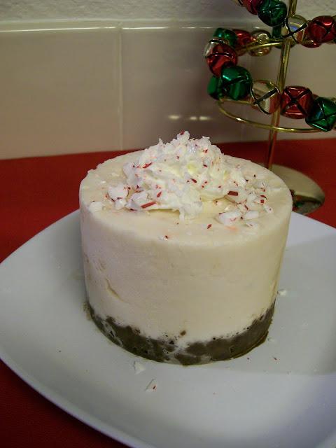 theworldaccordingtoeggface: Candy Cane Protein Ice Cream Cake: 'Tis ...