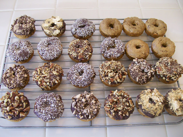 Sugar Free Doughnuts Healthy Dessert Recipes