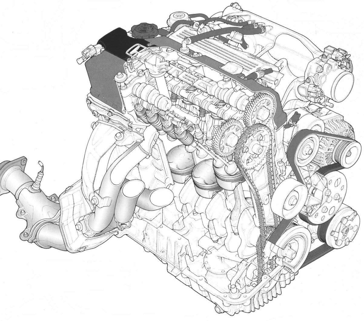 Tom S Honda S Blog Some Cool Cutaways