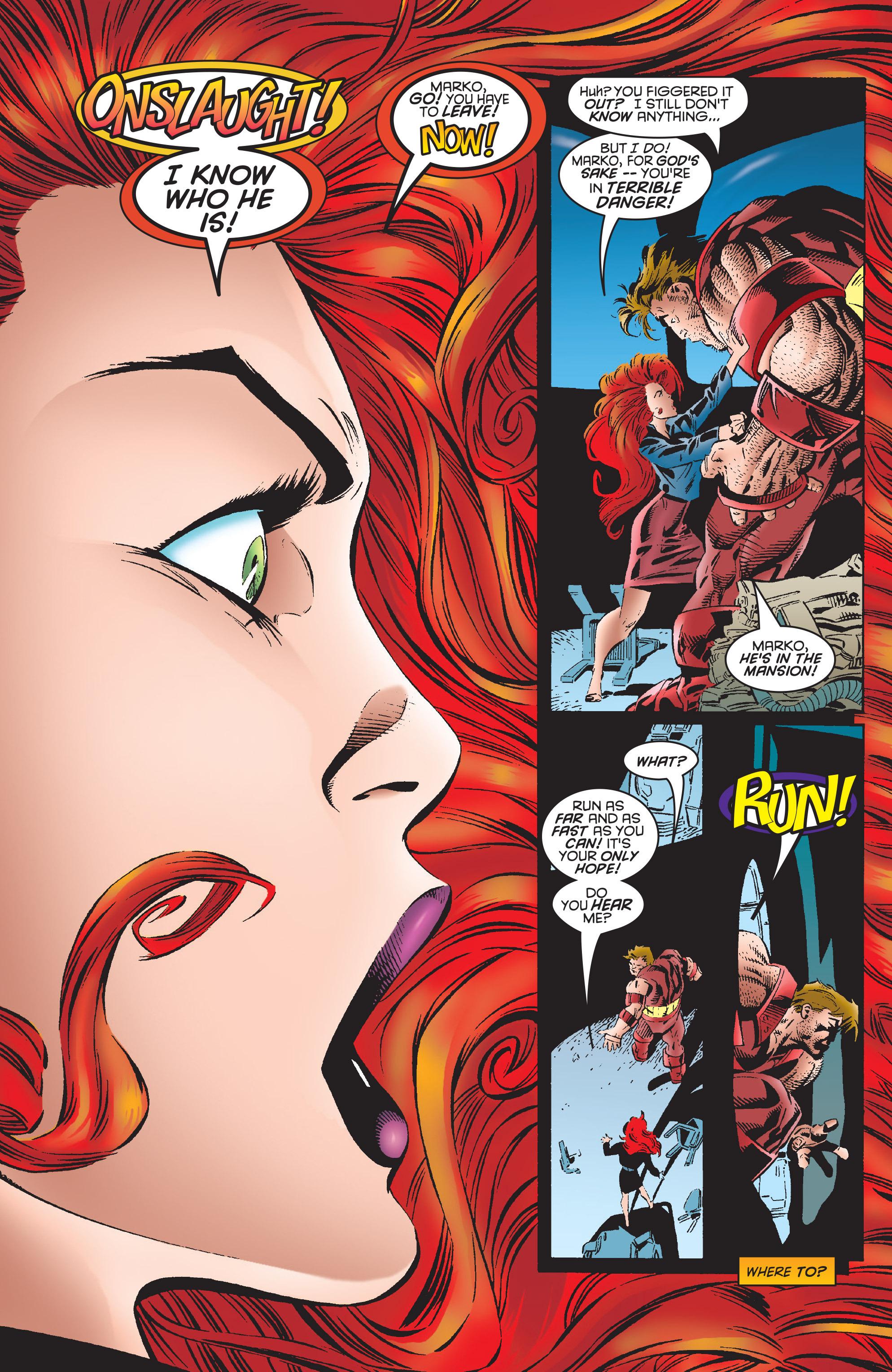 X-Men (1991) 54 Page 16