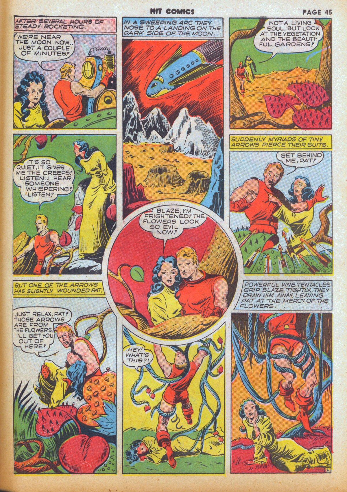 Read online Hit Comics comic -  Issue #12 - 47