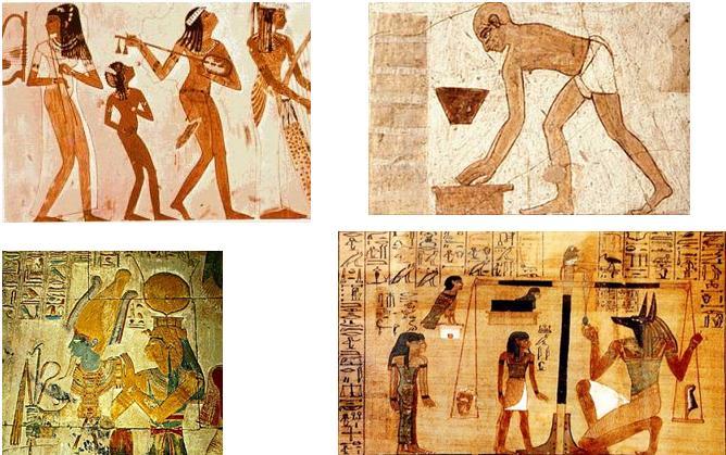 Infancia en el Antiguo Egipto