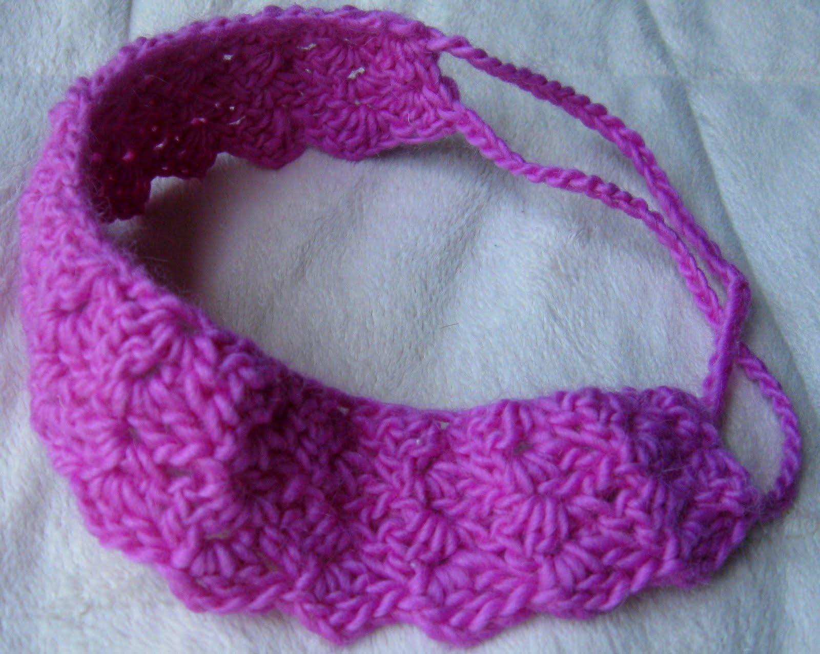 Mountain Mama Crochet Head Band Free Pattern