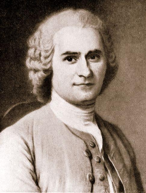 Rousseau s the origin of civil society
