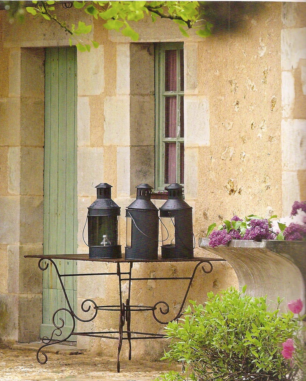 Vintage French Home Decor: Décor De Provence: Vintage