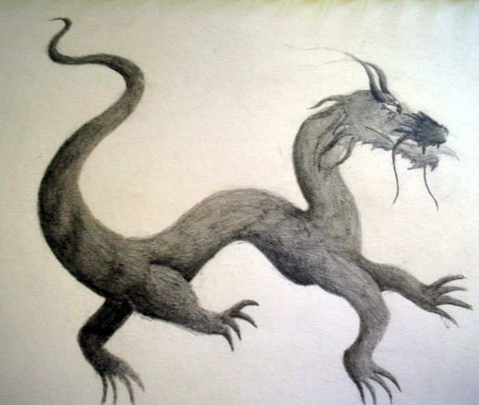 Korean Dragons Mythology: Final Year Project 2: Korean Mythical Creatures