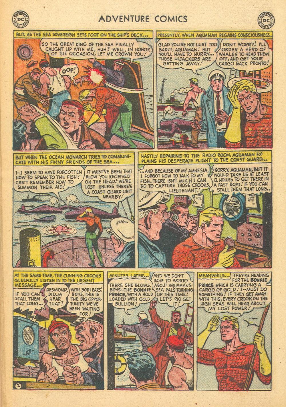 Read online Adventure Comics (1938) comic -  Issue #176 - 18