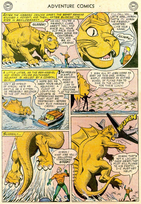 Read online Adventure Comics (1938) comic -  Issue #244 - 28