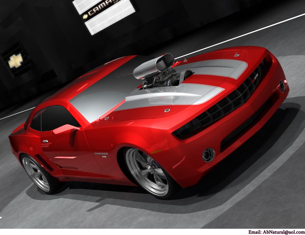 Fiorini Auto Design Camaros Cores E Motores