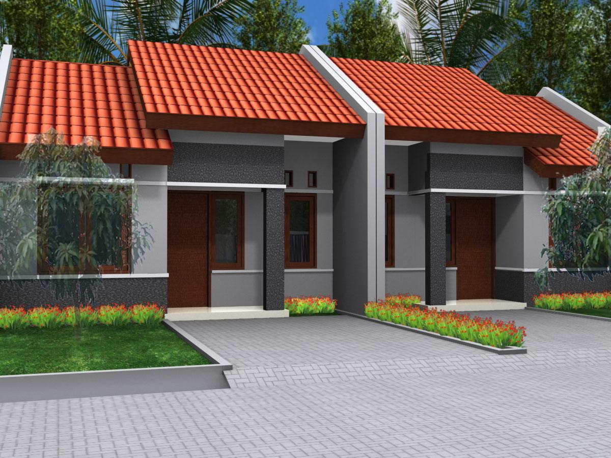 Gambar Desain Pengembangan Rumah Minimalis Type 36 Terbaru ...