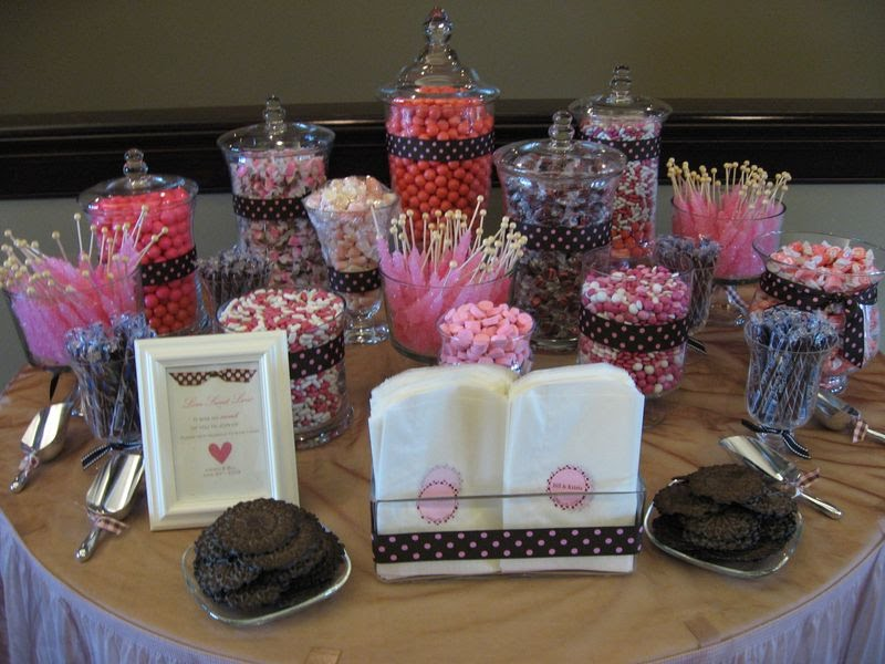 Pink and Chocolate Brown Wedding Theme: Pink and Brown ...