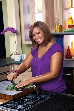 Black Girl Kitchen