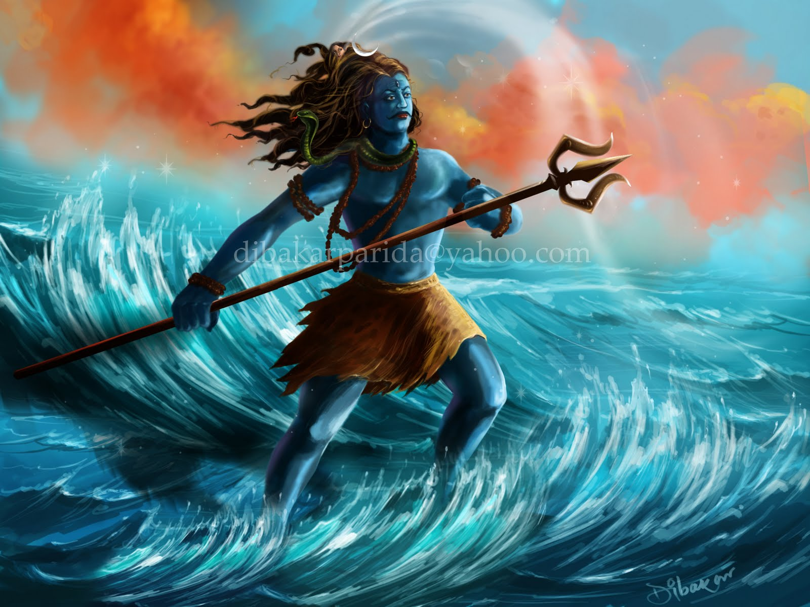 Wallpapers Lord Shiva Angry Photos Hd Kaal Bhairav 4: Dibakar Parida: Shiva
