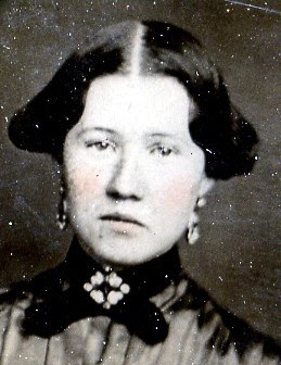 My Great, Great Grandmother Flora
