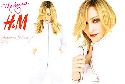 Maddona's H&M 'Nitrolicious'.