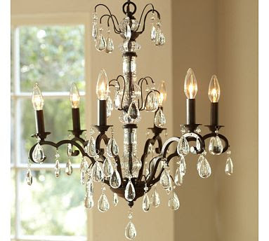 Chic Couture Decor Chandeliers