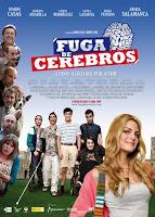 pelicula Fuga de Cerebros (2009)