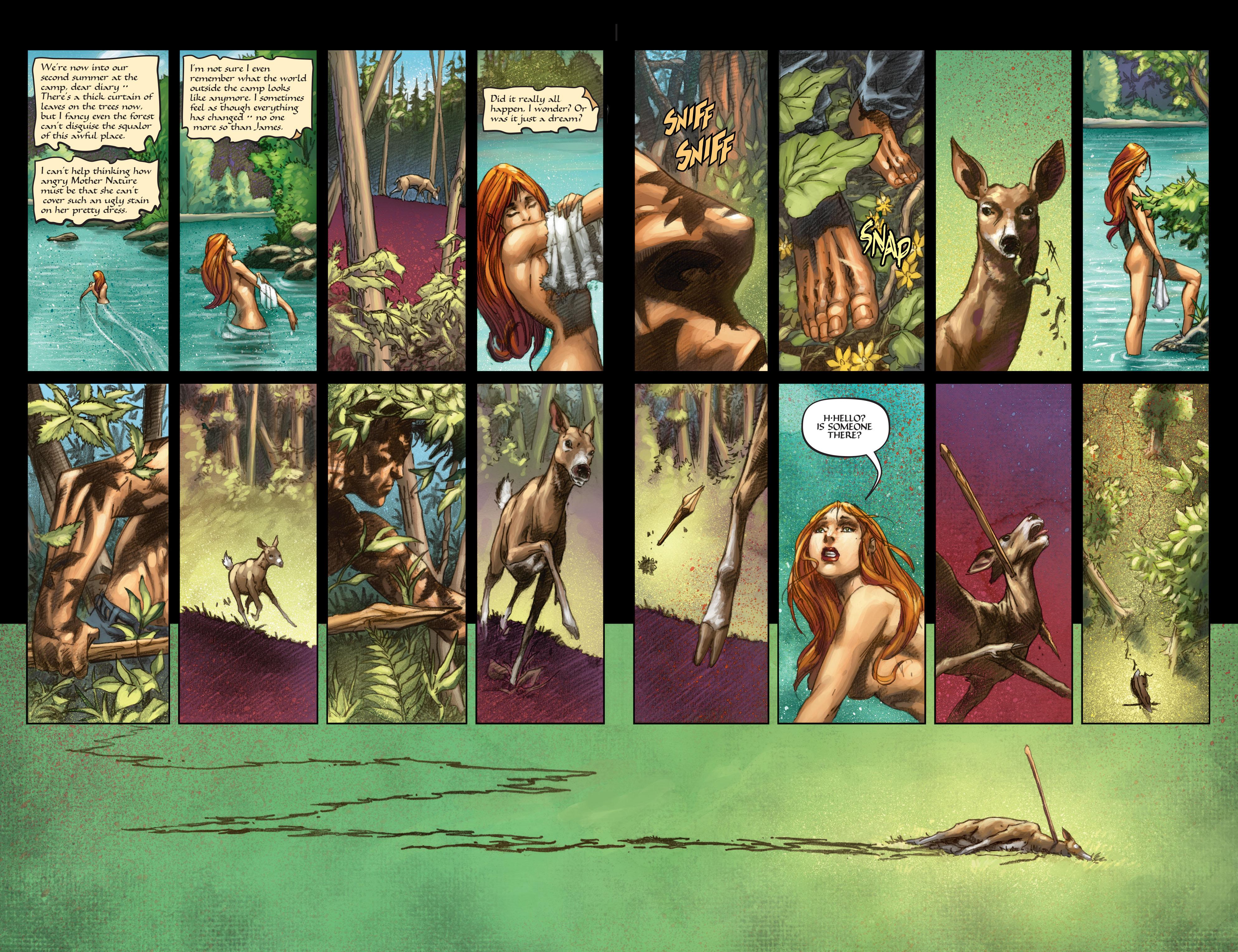 Read online Wolverine: The Origin comic -  Issue #4 - 13