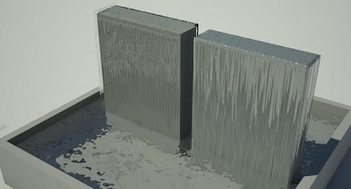 R A M Y H A N N A C O M Water Wall