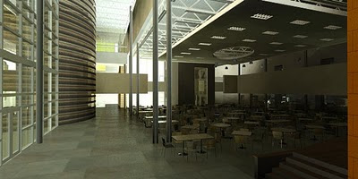 Iluminacin Interior en Mental Ray