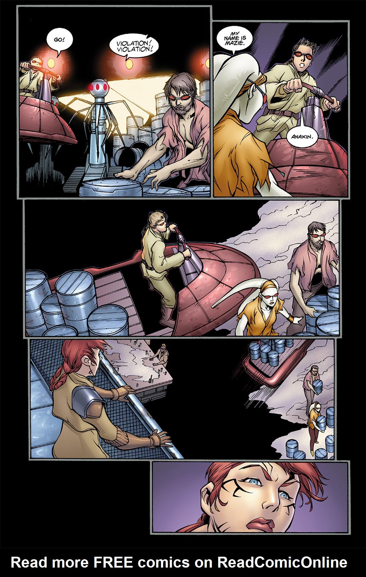 Read online Star Wars Omnibus comic -  Issue # Vol. 10 - 182