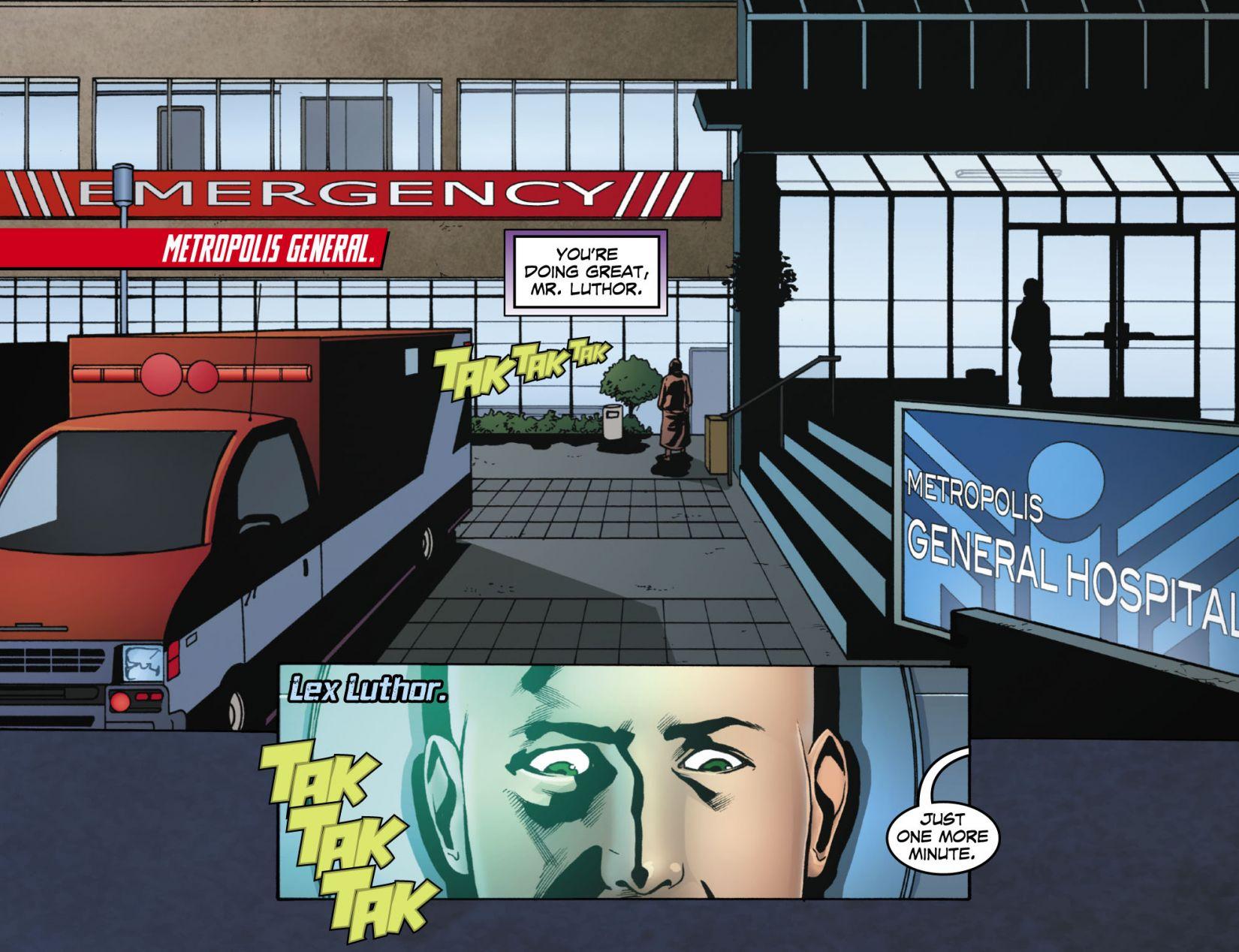 Read online Smallville: Season 11 comic -  Issue #4 - 3