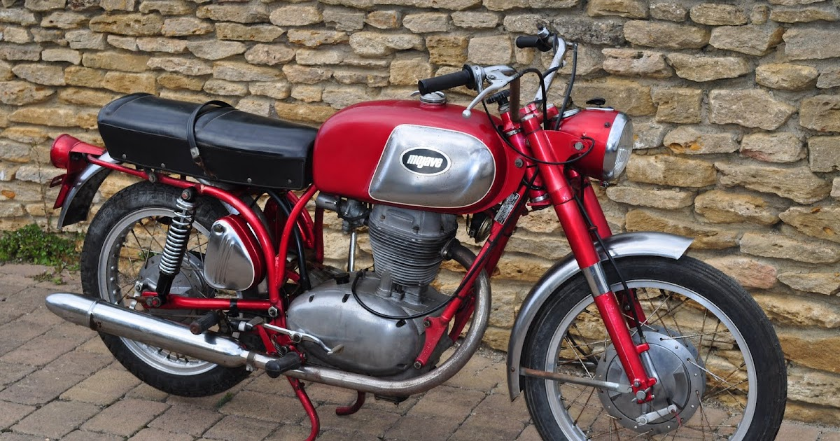 Clubman Classics: Benelli 350 Wards Riverside For Sale