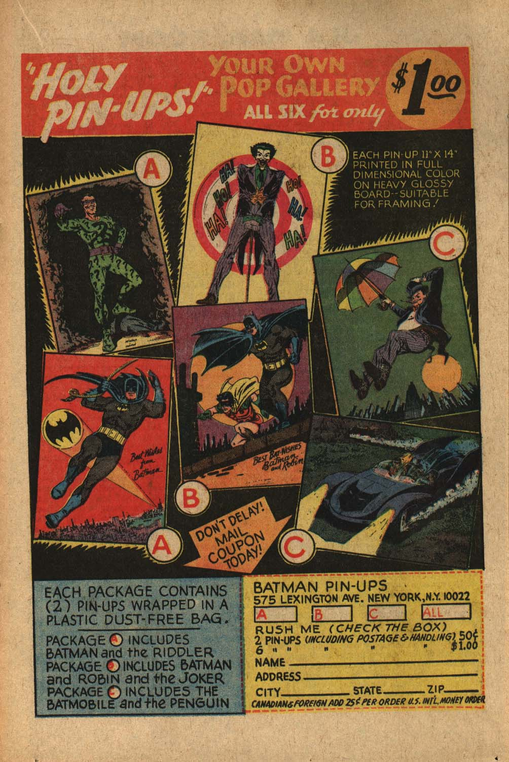 Read online Adventure Comics (1938) comic -  Issue #362 - 13