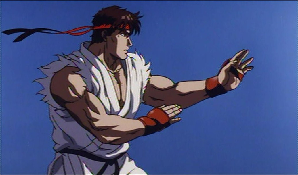Things I Have Watched Street Fighter Ii The Animated Movie 1994