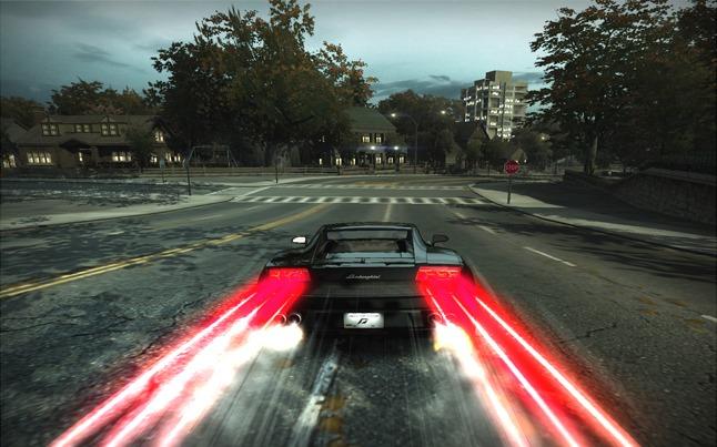 Need for Speed World nitro