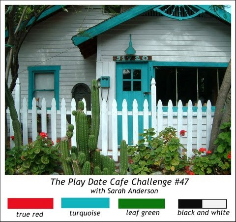 The Play Date Cafe.......Challenge 47