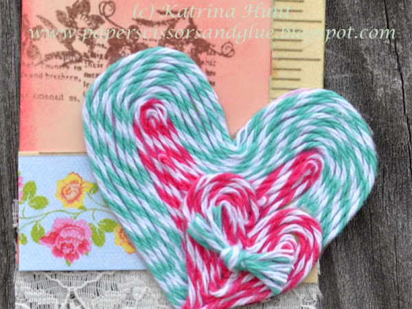 Valentine Tag for you....Twinery Fun!!
