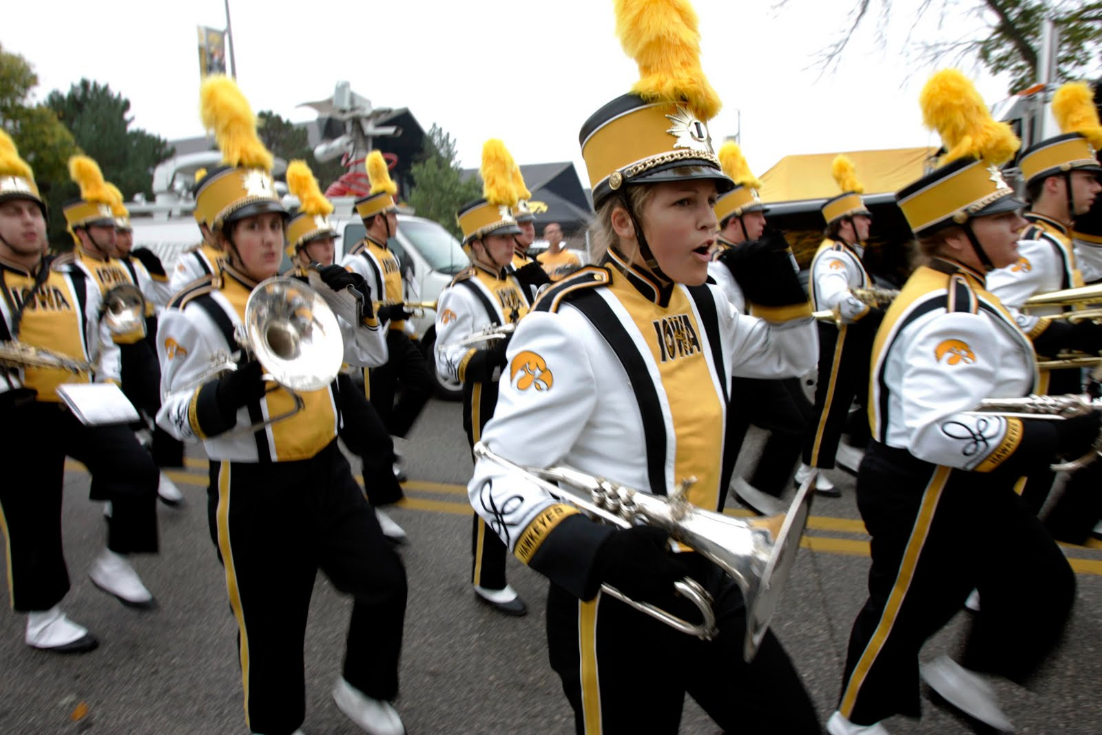 Marching Band Formations