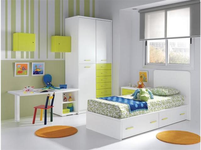 Dormitorios modernos dormitorios infantiles multifuncionales - Dormitorios infantiles modernos ...
