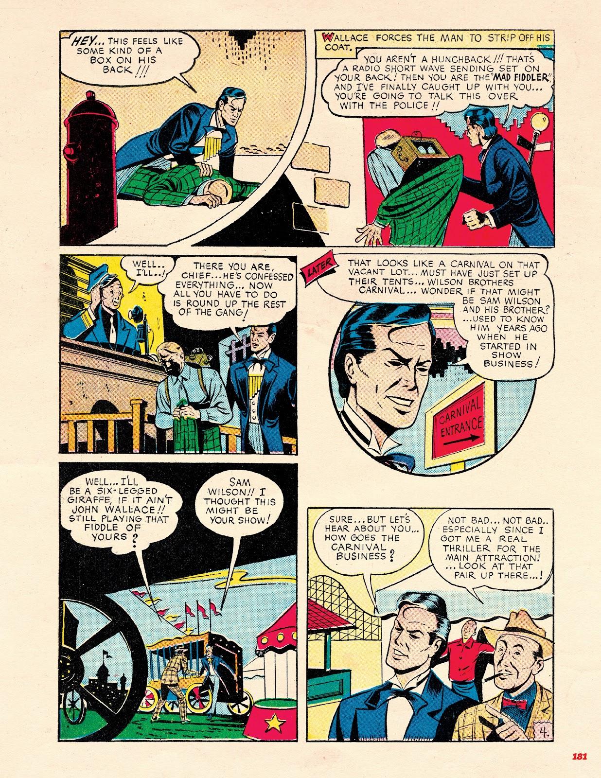 Read online Super Weird Heroes comic -  Issue # TPB 2 (Part 2) - 81