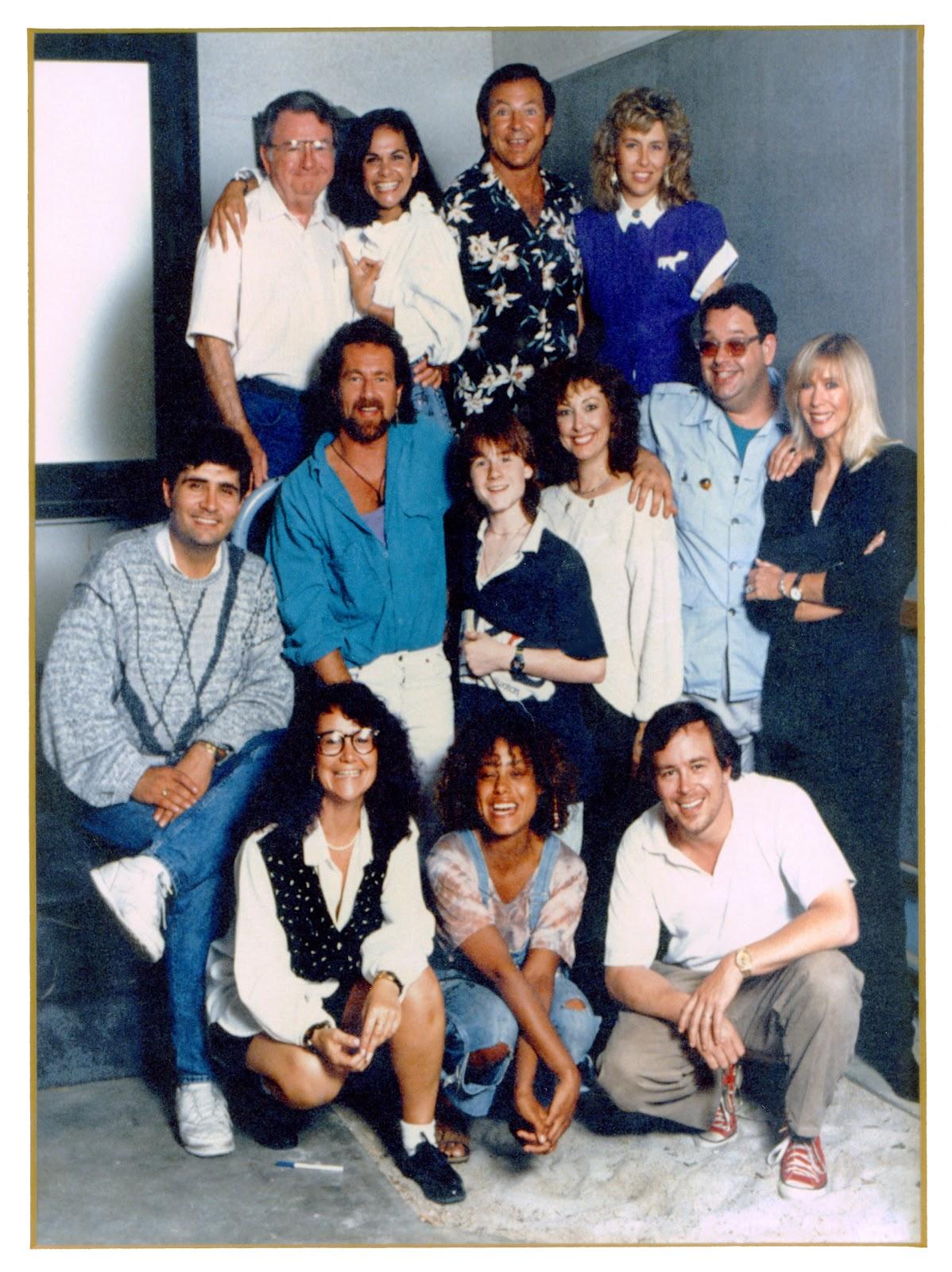 "Cartoonatics: ""Tiny Toon Adventures"" Quiz #2 -- The Voice Actors -- 1990"
