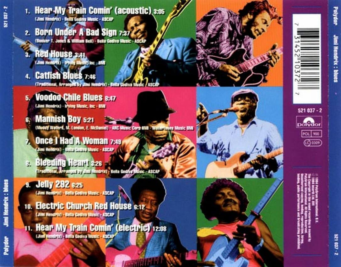 My Music Collection Jimi Hendrix