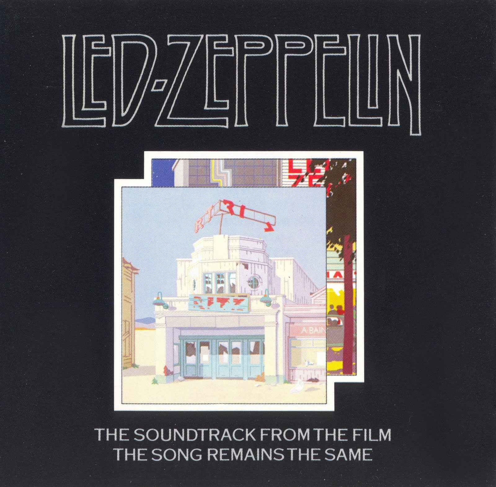 My Music Collection Led Zeppelin