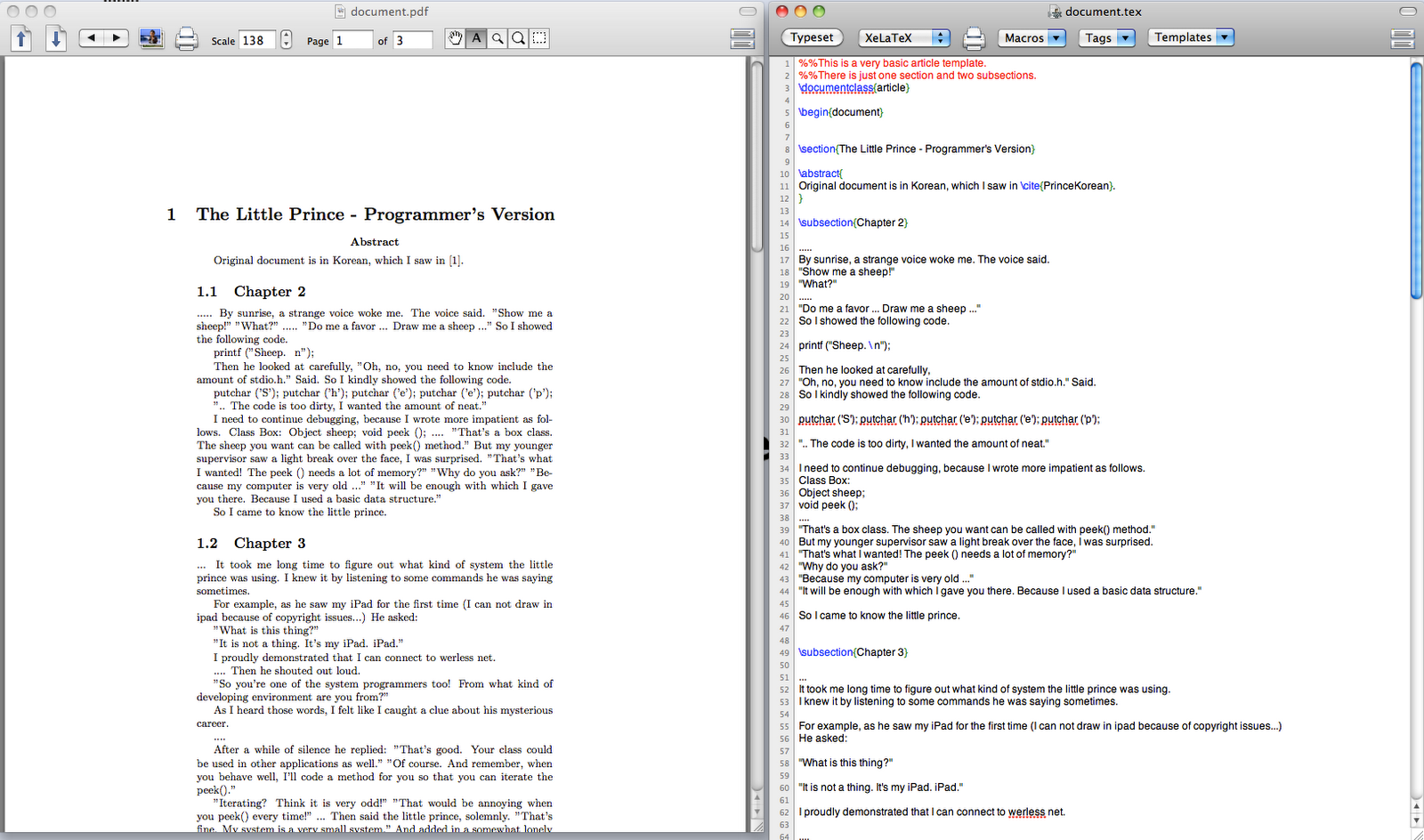 Yet Another Geek: LaTeX Document Editing on OS X