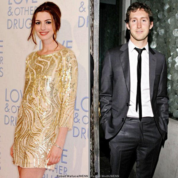 Anne Hathaway Boyfriend: Anne Hathaway Moving In With Boyfriend Adam Shulman