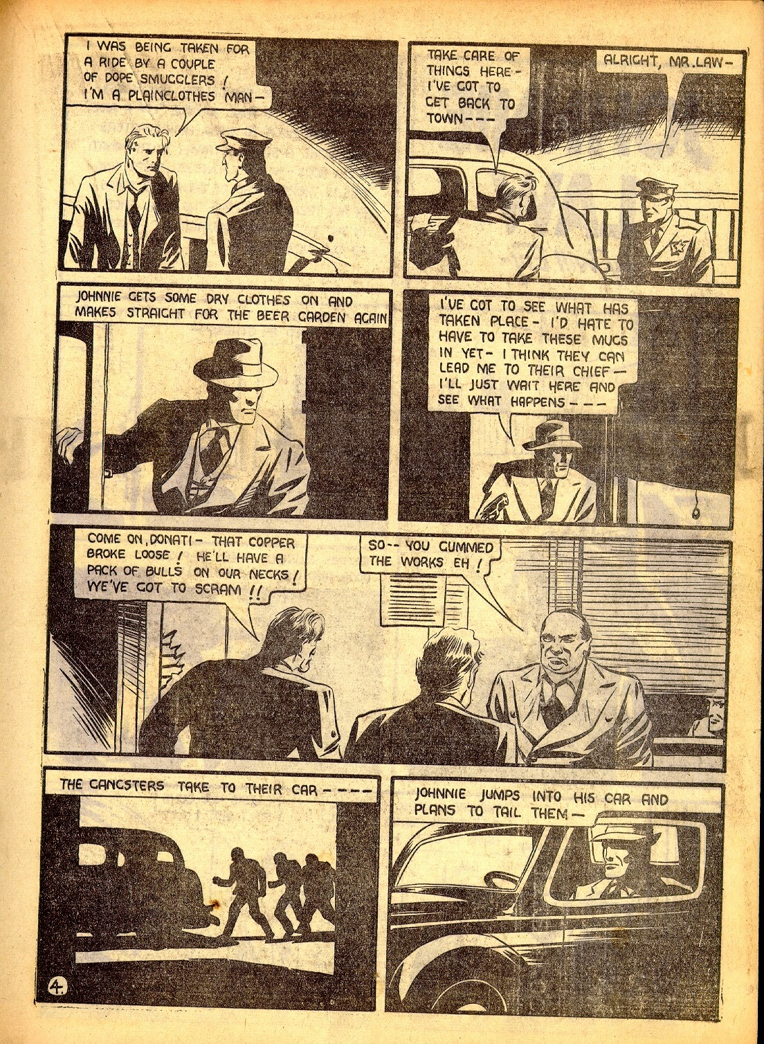 Double Action Comics issue 2 - Page 35