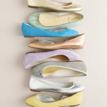 scarpe perfette per la primavera