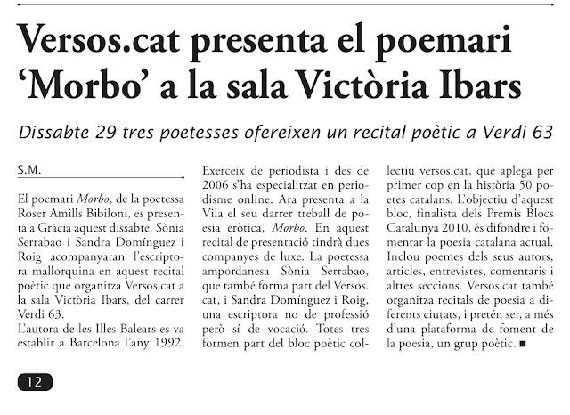 """""""Morbo"""" a l'Independent de Gràcia"""