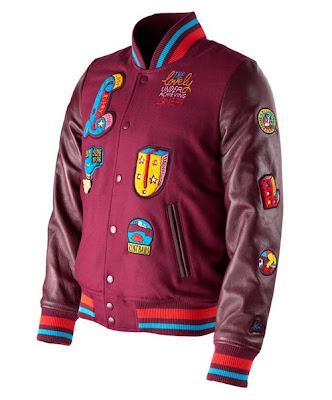 pretty nice 6b25e 6f061 ... Parra x Nike Varsity Jacket Coach Jacket ...