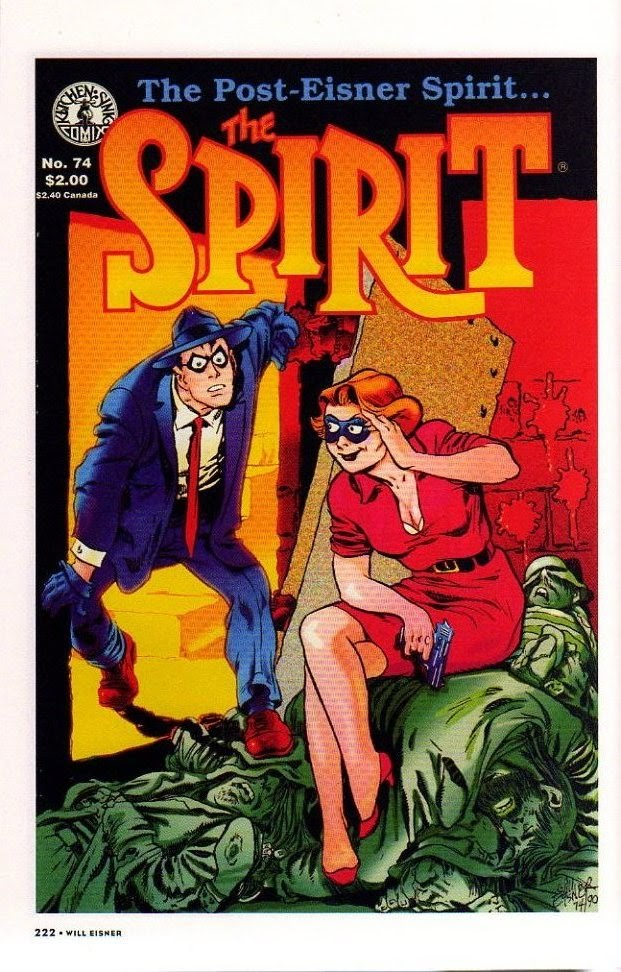 Read online Will Eisner's The Spirit Archives comic -  Issue # TPB 26 (Part 3) - 29