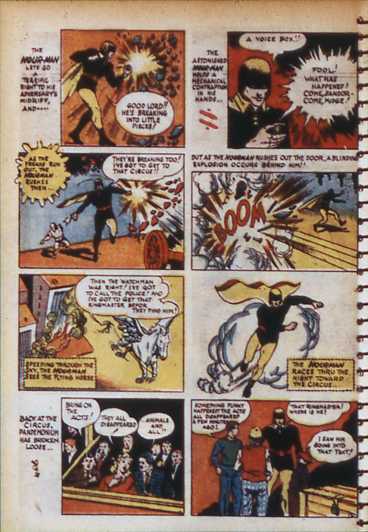 Read online Adventure Comics (1938) comic -  Issue #56 - 9