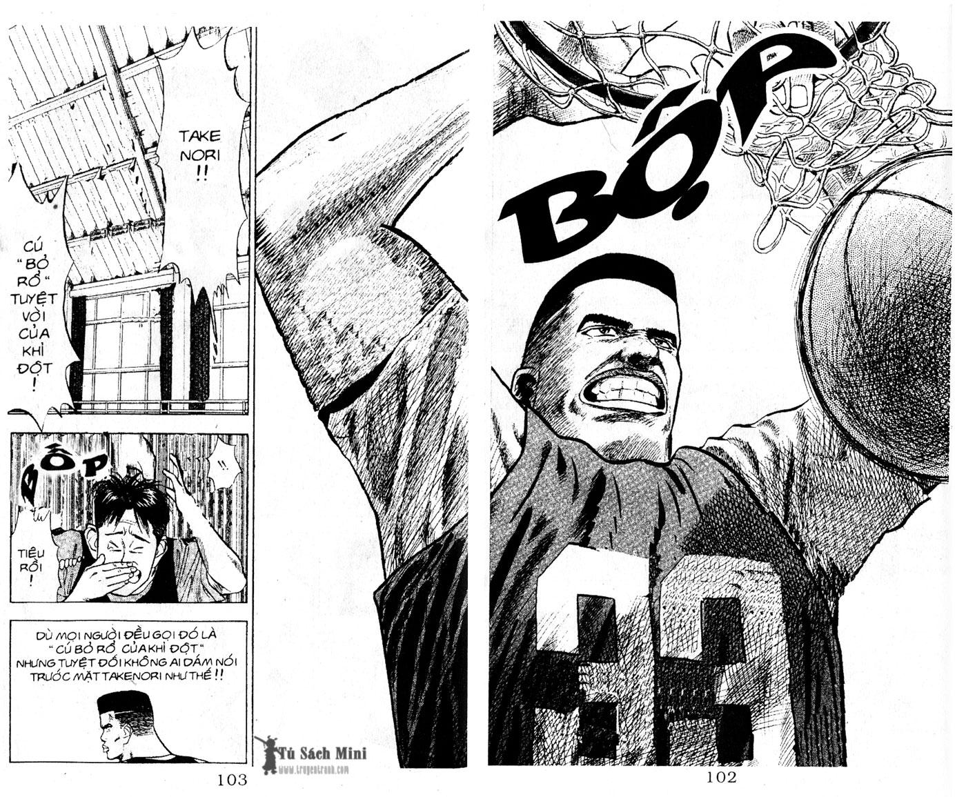 Slam Dunk chap 12 trang 18