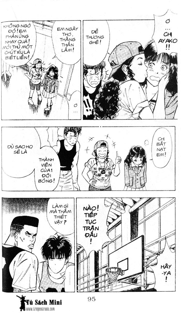 Slam Dunk chap 12 trang 11