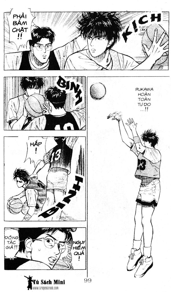 Slam Dunk chap 12 trang 15