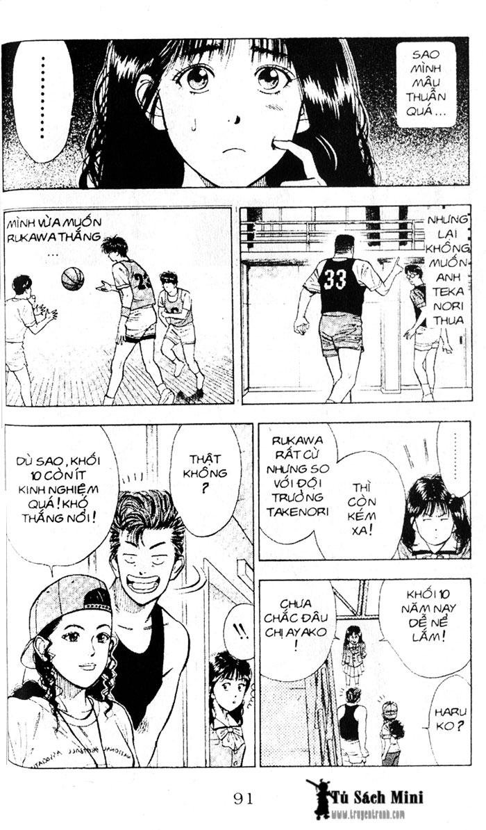 Slam Dunk chap 12 trang 7